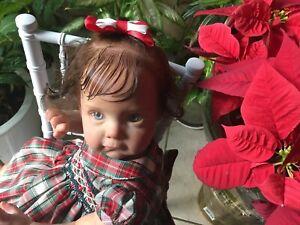 MAGGI REBORN BABY TODDLER SCULPT BY NATALIE BLICK     FULL LIMBS