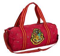 Harry Potter Holdall Bag Hogwarts Large Travel  Gym Bag With Shoulder Strap