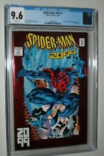 Spider-Man 2099 #1 CGC NM+ 9.6 White Pages