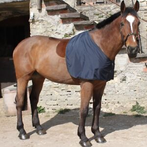 Snuggy Hoods Should Guard - Horse Anti-Rub Bib - Stops Shoulder & Wither Rubbing