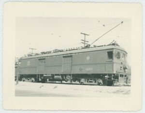 1930s Pacific Electric Railway #1445 Interurban Freight Car West Alhambra CA REA