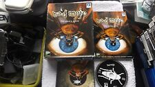 BAD MOJO THE ROACH GAME PC BOXED V.G.C. FAST POST ( action/adventure game )