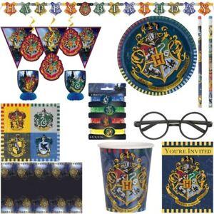 Harry Potter Décoration Anniversaire Set D'Enfant Motif Fête Hogwarts Hermine