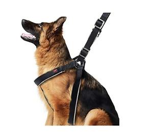 Tuff Pupper Heavy Duty Dog Harness Halter Style Training Harness 3M Reflective M