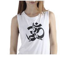 **NEW**Yoga Democracy OM Tank Top Made from Bamboo/Organic Cotton Sizes: S, M
