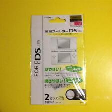 NINTENDO DS Lite: pantalla LCD Clear/Protector De Pantalla/Protector/Escudo arañazos NDSL