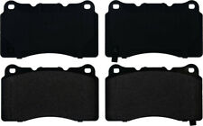 Disc Brake Pad Set-PSM Semi-Met Disc Brake Pad Front,Rear Autopart Intl