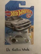 hot wheels 1/64 Zamac Subaru Impreza 22B STi🇫🇷