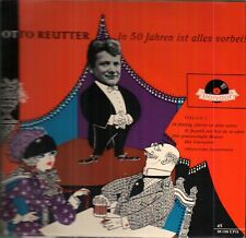 Otto Reutter-In 50 Jahren ist alles Vorbei-Folge 1 Single(Polydor-20 190 EPH)