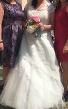 Brautkleid Hochzeitskleid Größe 44/46 ivory