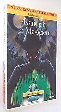 Kandjar le magicien Défis et sortilèges n°4 LDVELH DL 02/1990 Très bon état