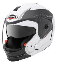 Caberg Hyper X Mod Full Face DVS Motorbike Motorcycle Helmet XS Anthracite