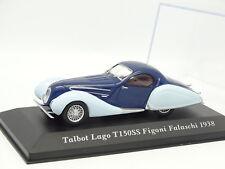 IXO Press 1/43 - Talbot Lago T150 Ss Figoni Falaschi 1938