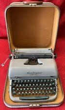 Antique Typewriter Remington Quiet-Riter Miracle Tab Vintage