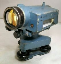 H-3 Professional  Optical Level vintage very clean optics surveying USSR