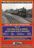 The District Controllers View DC 12 The Midland & Great Northern Railway