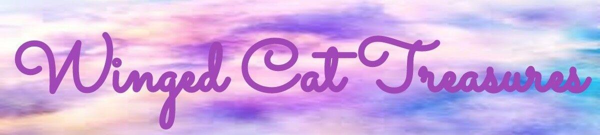 Winged Cat Treasures