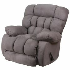 Oversized Recliner Chairs For Living Room Furniture Lazy Boy Style Big Rocker US