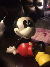 Genuine Disney Ceramic Mickey Mouse  Bank