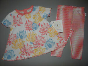 NWT, Baby girl clothes, 0-3 months, Burt's Bees set/ ~SEE DETAILS SIZE/CLEARANCE