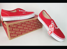 Vans Authentic White Red Größe 41 rot weiß VN000EE3RED1