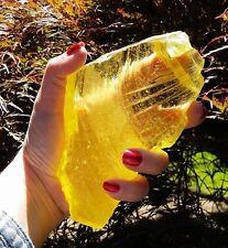 Libyan Desert Glass,  A one of a kind desert gem! weight 992 grams!