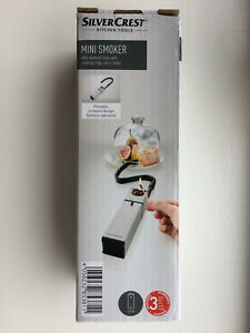 Food Mini Smoker Cold Smoking Gun Portable Smoke Infuser Indoor Meat Cocktails