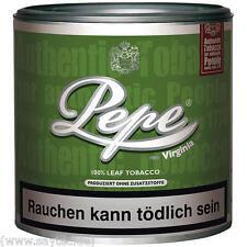 6 x 80g Pepe Rich Green Tabak Dose