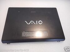 """Sony Vaio VGN-S Series LCD Back Cover Lid 13.3"""" 4-683-216 SE1"""