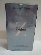 Ermenegildo Zegna Z Zegna Eau de Toilette spray 100 mL (3.3 OZ) Sealed