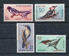 Indien 464/67 postfrisch / Vögel .........................................1/1834