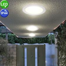 LED Decken Einbau Panel Leuchte Bade Zimmer Feucht Raum Strahler Veranda Lampe