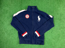 Polo Ralph Lauren 2012 Olympic Zip Up Track Jacket Team USA Size M