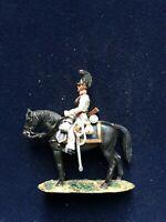 SOLDAT DE PLOMB CAVALIER EMPIRE CUIRASSIER ORDENSKI  RUSSIE VERS 1812