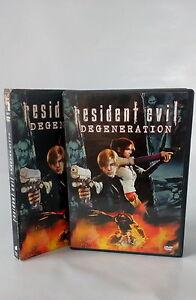 DVD Occasion Resident Evil Degeneration Audio Fr / UK