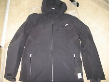 KJUS Line Ski Jacket - Waterproof, Insulated (For Men).M(50)BLACK.NWT.