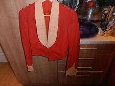 Vtg 1928  British Army Northamptonshire Regt  Mess Dress Jacket by John Jones