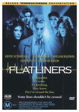 *New & Sealed* Flatliners (DVD, 1999) Julia Roberts/Kiefer Sutherland. Reg 4 AUS