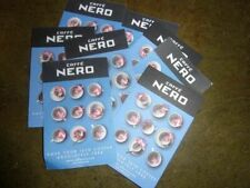 10 X Caffe Nero loyality Cards Vouchers hot cold Drink COFFEE TEA GIFT COUPON 5G