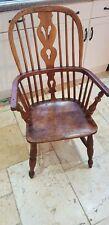 Ash and Elm windsor chair circa 1850