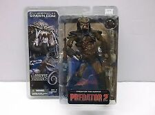 McFarlane Toys Movie Maniacs Ser. 6 Predator 2 the Hunter Battle Damaged Figure