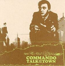 Commando Talk Of The Town CD Quebec Hard Rock Punk