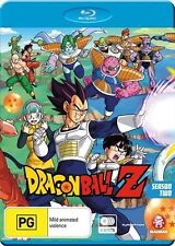 Dragon Ball Z Dragonball Season 2 Blu-ray RB The Complete Second Series Two
