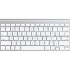 Genuine Apple Wireless Bluetooth Keyboard (A1314) - MC184LL/A