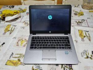 """HP EliteBook 820 G3 12,5"""" Intel Core i5-6300U, 16GB RAM, 256GB SSD"""