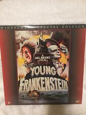 Young Frankenstein Widescreen Special Edition Laserdisc- A Mel Brooks Film