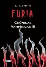 Furia: Cronicas Vampiricas III-ExLibrary