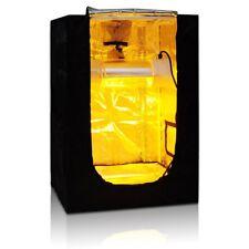 LAGarden™ 24x24x36 100% Reflective Mylar Hydroponic Grow Tent Non Toxic Room Box