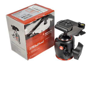 Manfrotto XPRO Ball Head with 200PL MHXPRO-BHQ2 Quick-Release System Black