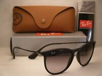 Ray Ban 4171 Erika Matte Black w Grey Gradient Lens (RB4171 622/8G)